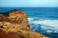 Loch Ard Gorge, Victoria, Australia Royalty Free Stock Images
