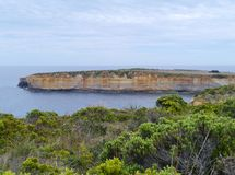 The Loch Ard Gorge in Victoria Stock Image