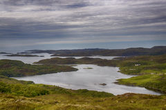 Loch Ardbhair Royalty Free Stock Photography