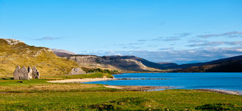 Loch Assynt Stock Images