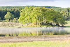 Loch Awe Stock Image