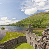 Loch Awe From Kilchurn Castle Royalty Free Stock Images