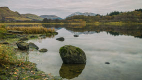 Loch Awe. Landscape, Scotland in late winter Royalty Free Stock Images