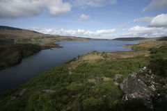 Loch Bad A Ghail Royalty Free Stock Photography