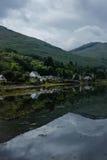 Loch bezinning royalty-vrije stock fotografie