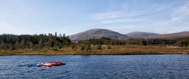 Loch Broom Ullapool, Scotland. Royalty Free Stock Photos