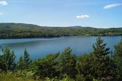 Loch Carron Fotografia de Stock