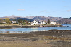 Loch Carron Stock Photography
