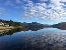 Loch Carron Stockbilder