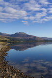 Loch Carron From Lochcarron Royalty Free Stock Photography
