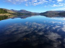 Loch Carron Royalty Free Stock Photography