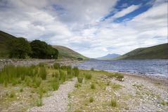 Loch a' Chroisg Stock Photo