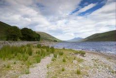 Loch a Chroisg Stockfoto