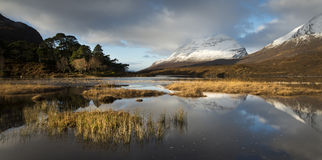 Loch Clair Royalty Free Stock Photo