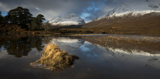 Loch Clair Royalty Free Stock Photos