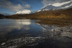 Loch Clair Royalty Free Stock Photography