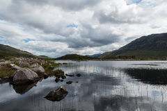 Loch Cluanie Stock Photography