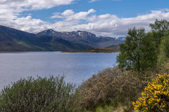 Loch Cluanie Royalty Free Stock Image