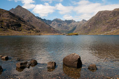 Loch Coruisk Stock Photos