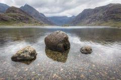 Loch Coruisk Royalty Free Stock Photos