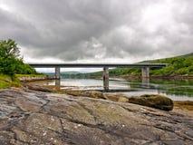 Loch creran Stock Photography