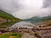 Loch Creran Stock Photo