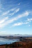 Loch Doon Ecosse Images libres de droits