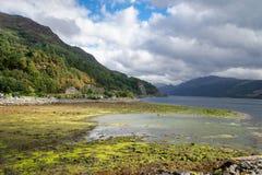 Loch Duich Stock Image