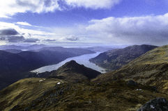 Loch Duich Stock Images