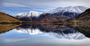 Loch Duich, Scotland Royalty Free Stock Photos