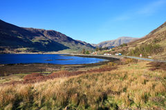 Dornie area near Eilean Donan Castle, Scotland Royalty Free Stock Photos
