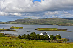 Loch Dunvegan Royalty Free Stock Photo