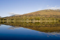 Loch Earn Royalty Free Stock Image