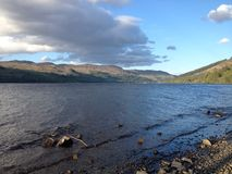 Loch Earn Stock Photos