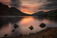 Loch Eck Imagem de Stock Royalty Free