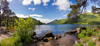Loch Eck Royalty Free Stock Images