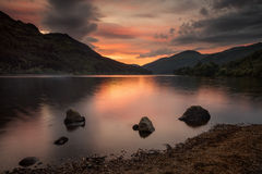 Loch Eck Royalty Free Stock Image