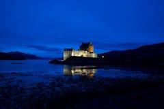 loch eilean Ecosse de duich donan de château Photographie stock libre de droits