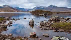 Loch Eilt, Scotland Stock Photo