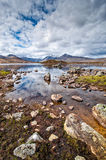 Loch Eilt, Scotland Stock Photography