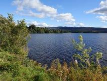 Loch escocês Imagem de Stock