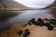 Loch Etive Stockbild