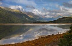 Loch Etive Scotland Stock Image