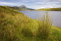 Loch Fada Royalty Free Stock Photography