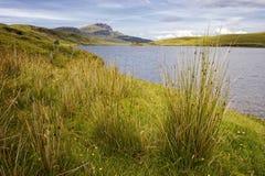 Loch Fada Lizenzfreie Stockfotografie