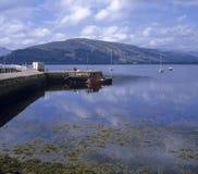 Loch fyne Stock Photo