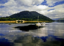 Loch fyne Royalty Free Stock Images