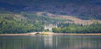 Loch Fyne dans Inveraray, Ecosse Images stock
