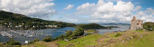 Loch Fyne de Tarbert, photos stock