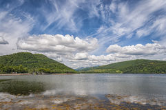 Loch Fyne in Scotland Royalty Free Stock Photography